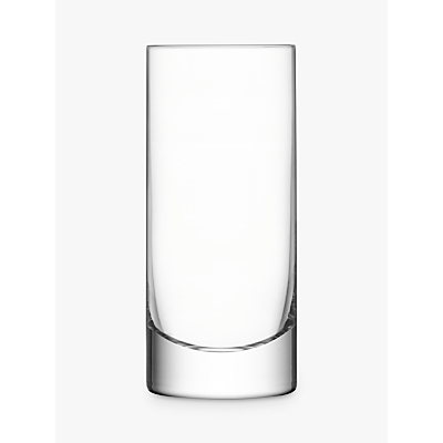 LSA International Bar Collection Highball Glasses, Set of 4