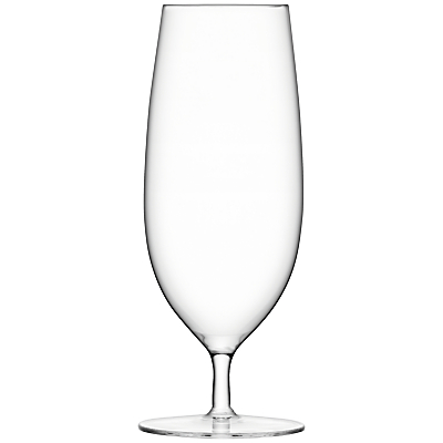 LSA International Bar Collection Pilsner Glass, Set of 2
