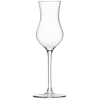 LSA International Bar Collection Grappa Handmade Glasses, Set of 4