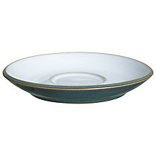 Buy Denby Azure Tea Saucer Online at johnlewis.com