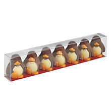 Buy Seven Milk & Dark Chocolate Penguins Online at johnlewis.com
