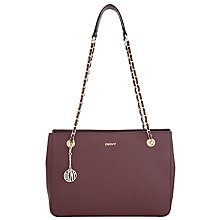 Buy DKNY Bryant Park Chain Shopper Bag Online at johnlewis.com