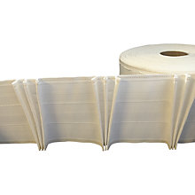 Buy John Lewis 50mm Pinch Pleat Curtain Heading Tape, L50m Online at johnlewis.com