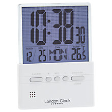 Buy LC Designs Alarm Clock Online at johnlewis.com