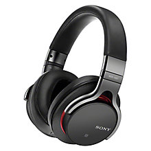 Buy Sony MDR-1ABT Wireless Bluetooth High-Resolution Audio On-Ear Headphones with Mic/Remote Online at johnlewis.com