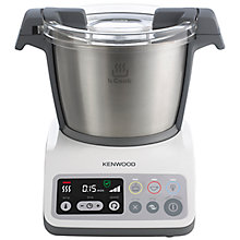 Buy Kenwood CCC200WH kCook Food Processor, White Online at johnlewis.com