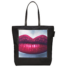 Buy Lulu Guinness Lucy Medium Lipstick Tote Bag Online at johnlewis.com