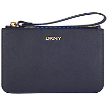 Buy DKNY Bryant Park Saffiano Wrislet Purse Online at johnlewis.com