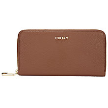 Buy DKNY Tribeca Large Zip Purse Online at johnlewis.com