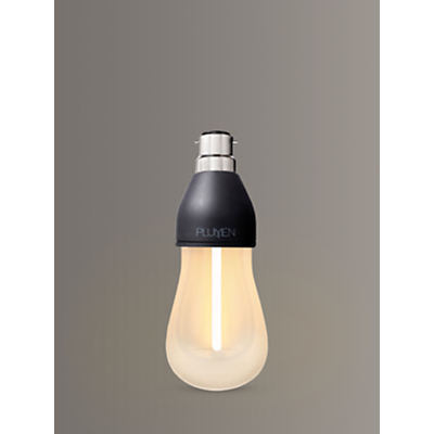 Plumen 5W BC Eco LED Decorative Bulb, White