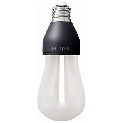 Plumen 5W ES Eco LED Decorative Bulb, White