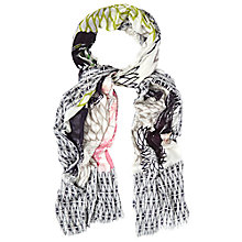 Buy White Stuff Clemence Print Scarf, Multi Online at johnlewis.com