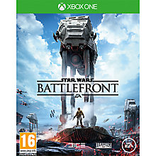 Buy Star Wars Battlefront, XBox One Online at johnlewis.com
