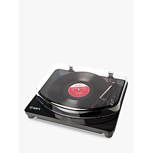 Buy ION Air LP USB Turntable with Bluetooth Online at johnlewis.com