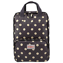 Buy Cath Kidston Button Spot Backpack Online at johnlewis.com