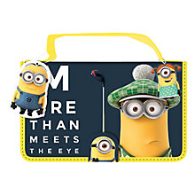 Buy Minions Colouring Bag Stationery Set Online at johnlewis.com