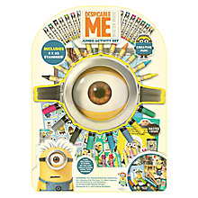 Buy Minions Jumbo Activity Set Online at johnlewis.com