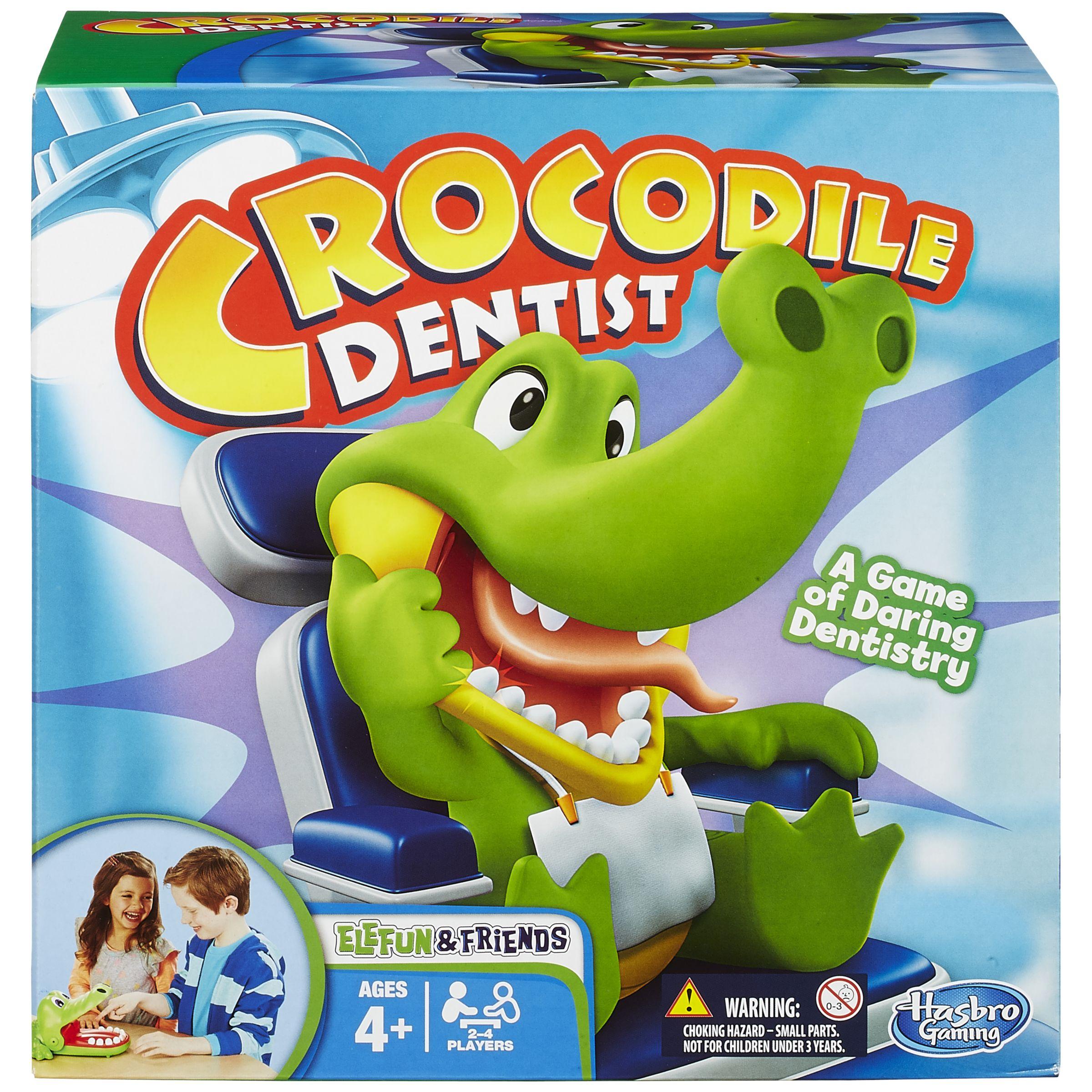 MB Games Crocodile Dentist Game