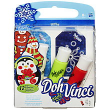Buy Play-Doh Doh Vinci Gift Tag Refill Kit Online at johnlewis.com