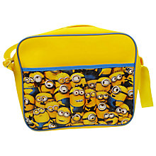 Buy Minions Courier Bag Online at johnlewis.com