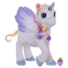 Buy FurReal Friends StarLily My Magical Unicorn Pet Online at johnlewis.com