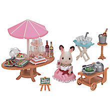 Buy Sylvanian Families Seaside Birthday Party Online at johnlewis.com