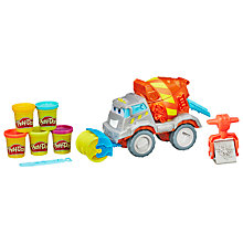 Buy Play-Doh Max the Cement Mixer Online at johnlewis.com