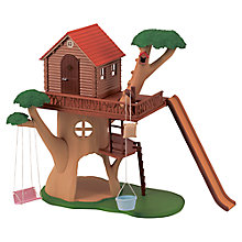Buy Sylvanian Families Tree House Online at johnlewis.com