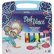 Buy Doh Vinci Keepsake Kit Online at johnlewis.com