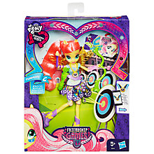 Buy My Little Pony Equestria Girls: Friendship Games, Wondercolts Deluxe Doll, Assorted Online at johnlewis.com
