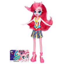 Buy My Little Pony Equestria Girls: Friendship Games, Wondercolts & Shadowbolts Doll, Assorted Online at johnlewis.com