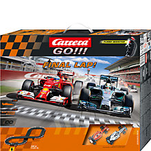 Buy Carrera GO!!! Final Lap Racing System Online at johnlewis.com