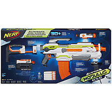 Buy Nerf N-Strike Modulus ECS-10 Blaster Online at johnlewis.com