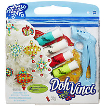 Buy Play-Doh Doh Vinci Ornament Kit Online at johnlewis.com