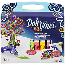 Buy Doh Vinci Jewellery Tree Kit Online at johnlewis.com