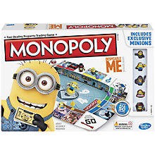 Buy Despicable Me Monopoly Game Online at johnlewis.com