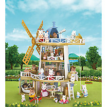 Buy Sylvanian Families Field View Mill Online at johnlewis.com