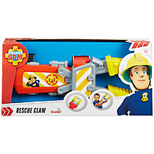 Buy Fireman Sam Rescue Claw Online at johnlewis.com