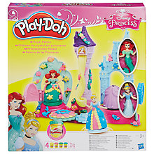 Buy Play-Doh Disney Princess Royal Palace Clay Kit Online at johnlewis.com