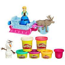 Buy Play-Doh Disney Frozen Sledge Adventure Online at johnlewis.com