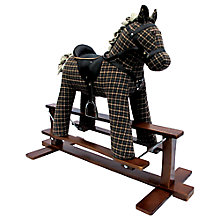 Buy Little Bird Told Me Tennyson Rocking Horse Online at johnlewis.com