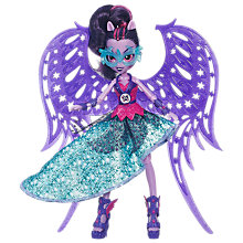 Buy My Little Pony Equestria Girls Midnight Sparkle Doll Online at johnlewis.com