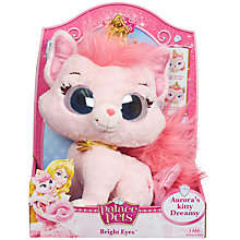 Buy Disney Princess Palace Pets Dreamy Bright Eyes Plush Soft Toy Online at johnlewis.com