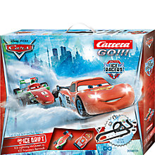 Buy Disney Cars Carrera GO!!! Ice Drift Racing System Online at johnlewis.com