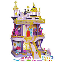 Buy My Little Pony Canterlot Castle Online at johnlewis.com