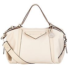 Buy Fiorelli Heston Shoulder Bag, Winter Cream Online at johnlewis.com