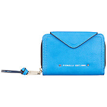 Buy Fiorelli Cami Small Purse, Turquoise Online at johnlewis.com