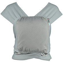 Buy Close Parent Caboo Lite Baby Carrier, Stormy Sea Online at johnlewis.com