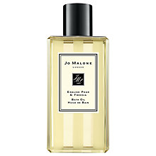 Buy Jo Malone London English Pear & Freesia Bath Oil Online at johnlewis.com