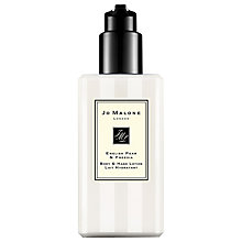 Buy Jo Malone London English Pear & Freesia Body and Hand Lotion, 250ml Online at johnlewis.com
